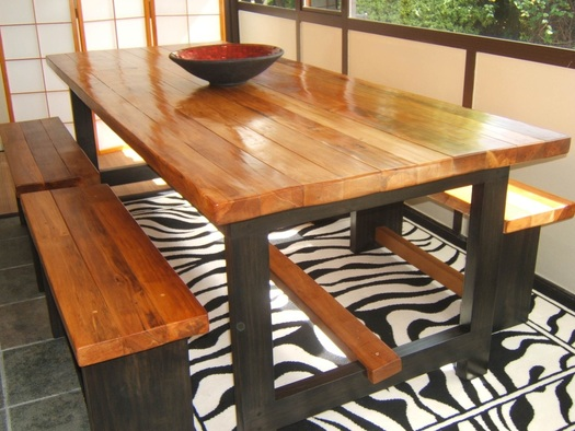 Picture Zen Dining Table